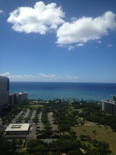 人生初海外はハワイへ女一人旅!