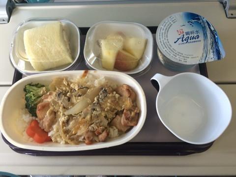 トランスアジア航空に乗って、台湾へ