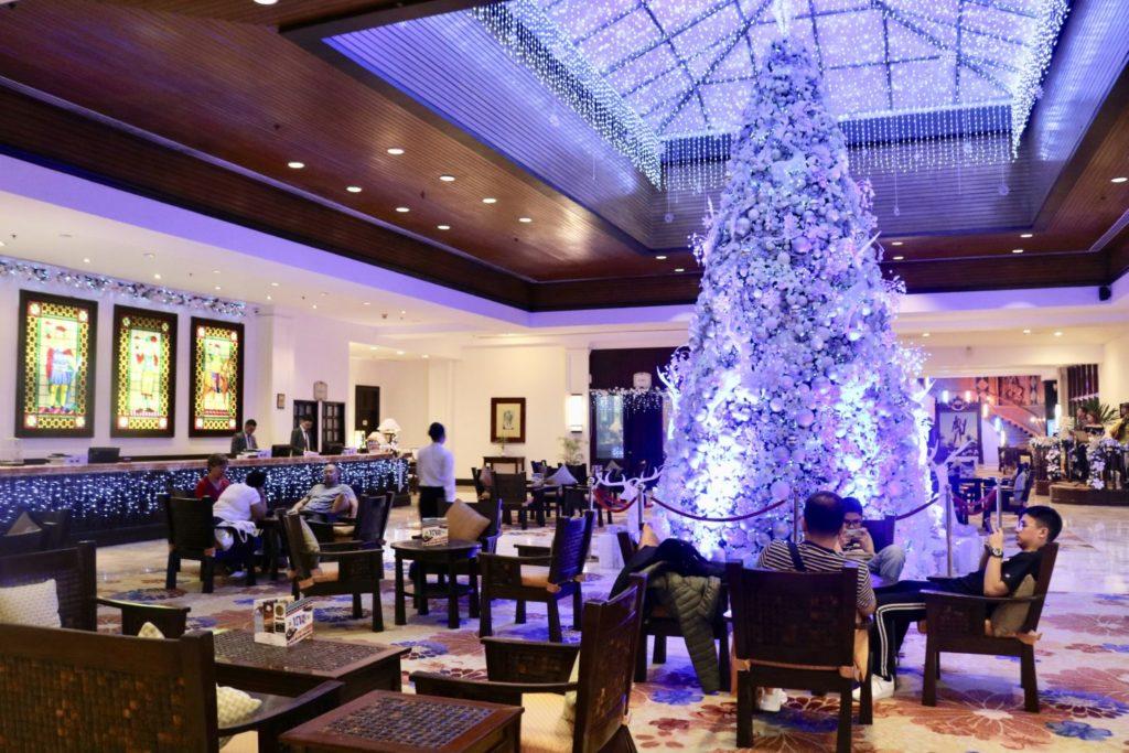 エアポートホテルでカジノ、フィリピン国内線で待ちぼうけ