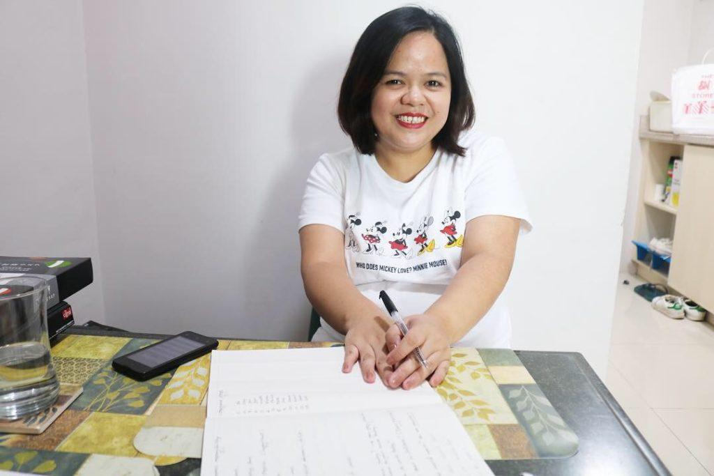語学留学スタート、英語を使ってフィリピン料理を注文