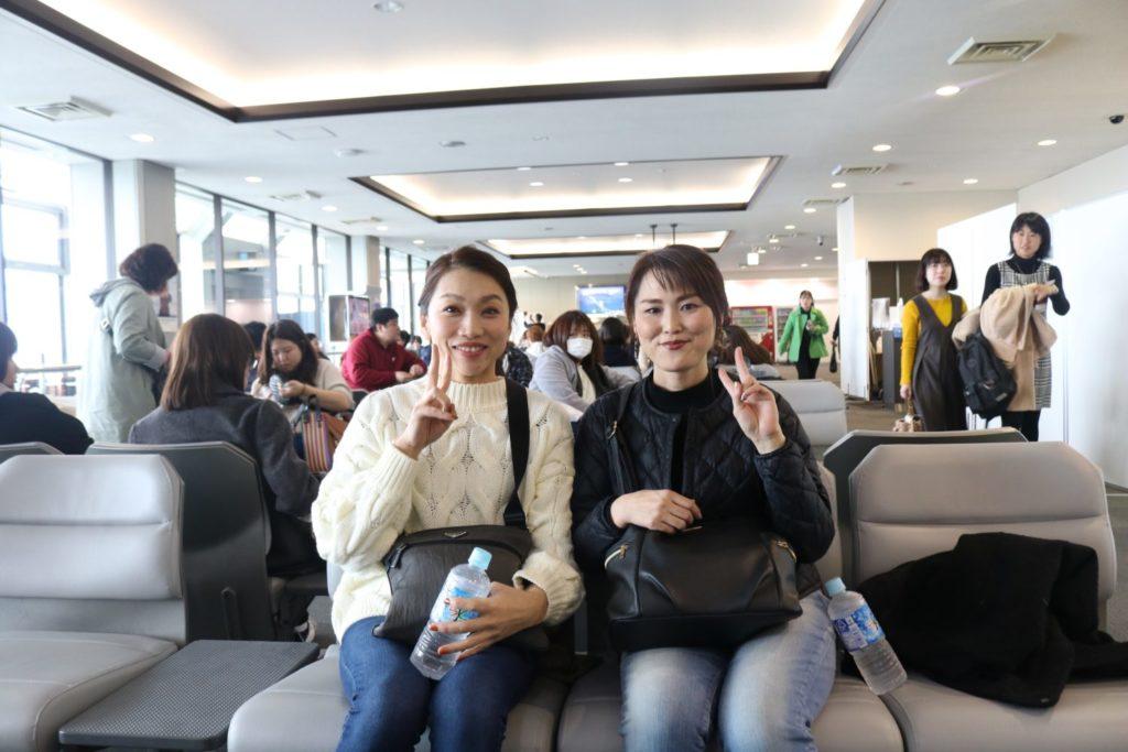 韓国での最初の食事は、タッカンマリ